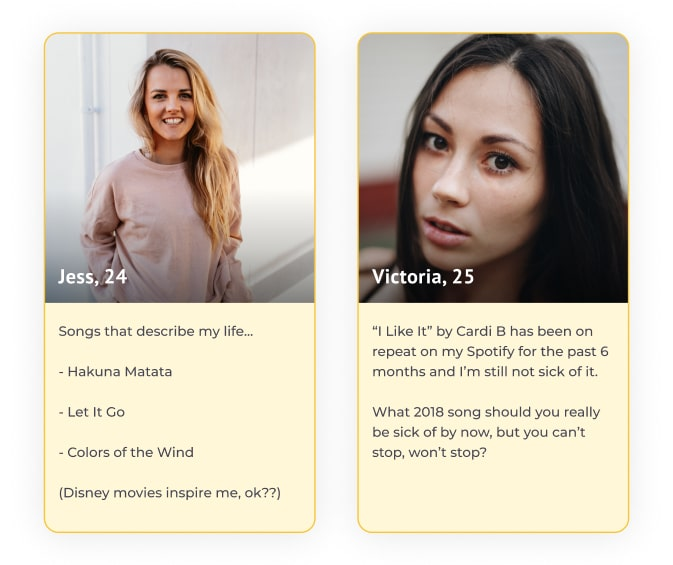 Creative dating profile - Real Naked Girls