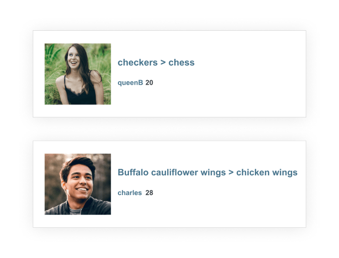 Cute dating site headlines ideas