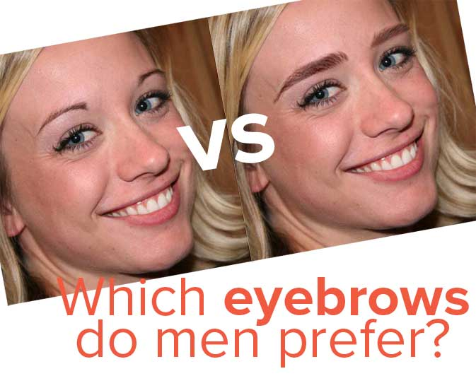 Photo Battle: Are Thick, Full 'Cara Delevingne' Eyebrows Attractive to Men?